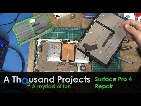 Microsoft Surface Pro 4 Repair